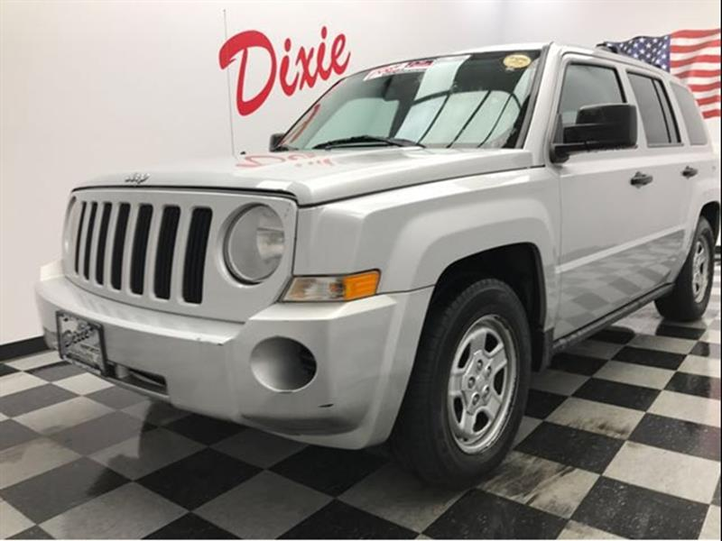 2007 Jeep Patriot For Sale At Dixie Imports In Fairfield OH