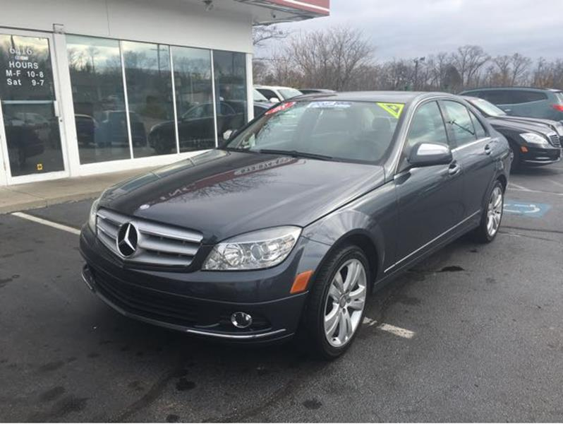 2008 Mercedes Benz C Class For Sale At Dixie Imports In Fairfield OH