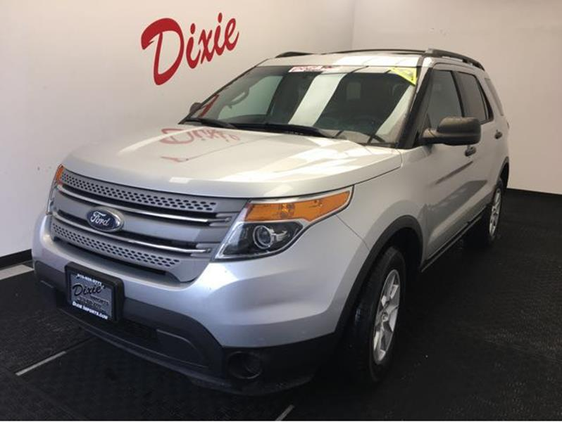 2014 Ford Explorer For Sale >> 2014 Ford Explorer In Fairfield Oh Dixie Imports