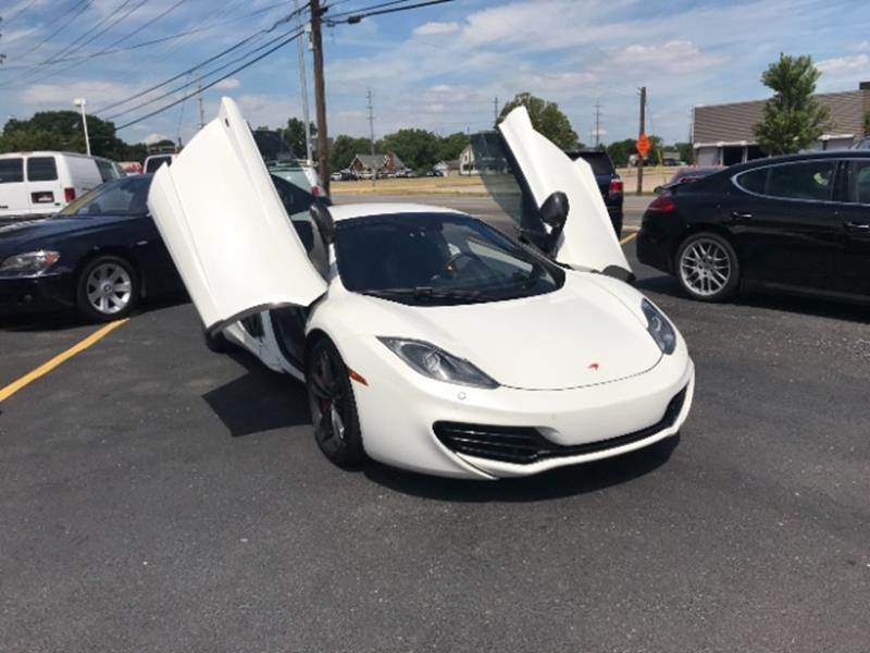 2013 McLaren MP4 12C Spider For Sale At Dixie Imports In Fairfield OH