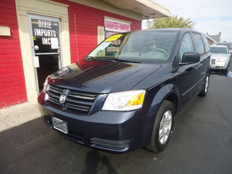 2008 Dodge Grand Caravan Se In Fairfield Oh Dixie Imports