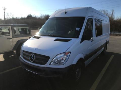 2012 Mercedes-Benz Sprinter Crew for sale in Fairfield, OH