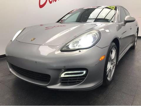 2010 Porsche Panamera for sale in Fairfield, OH