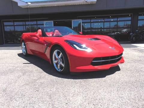 2014 Chevrolet Corvette for sale at Boondox Motorsports in Caledonia MI