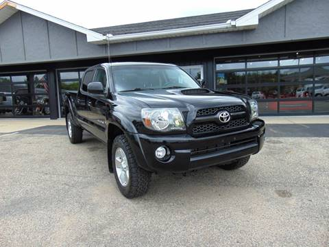 2011 Toyota Tacoma for sale at Boondox Motorsports in Caledonia MI