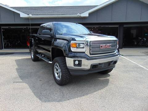 2014 GMC Sierra 1500 for sale at Boondox Motorsports in Caledonia MI