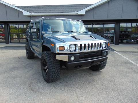 2006 HUMMER H2 SUT for sale in Caledonia, MI