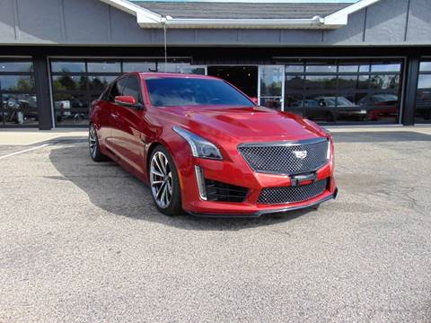 2016 Cadillac CTS-V for sale in Caledonia, MI