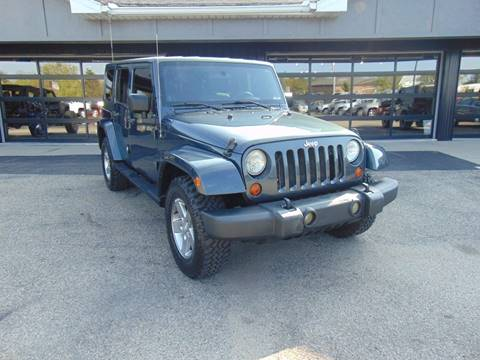 2008 Jeep Wrangler Unlimited for sale in Caledonia, MI