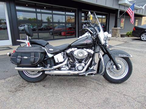 2007 Harley-Davidson Heritage Softail  for sale in Caledonia, MI