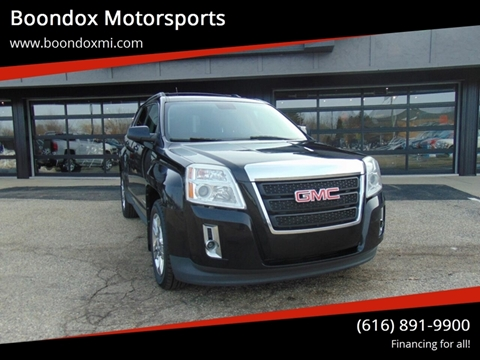 2012 GMC Terrain for sale in Caledonia, MI