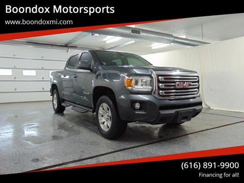 2015 GMC Canyon for sale in Caledonia, MI