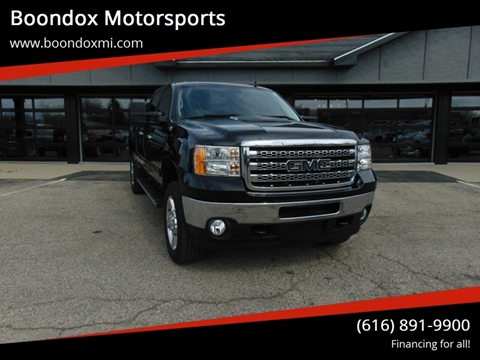 2014 GMC Sierra 2500HD for sale in Caledonia, MI