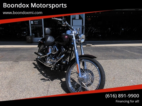 2006 Harley-Davidson Softtail for sale in Caledonia, MI