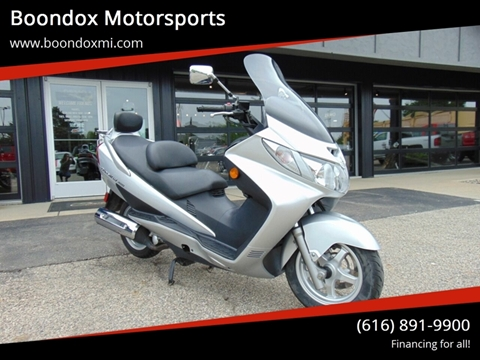 2005 Suzuki Burgman for sale in Caledonia, MI