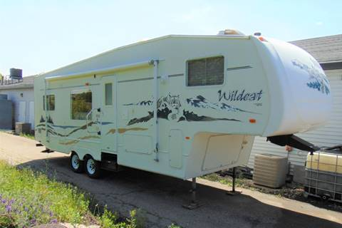 2004 Forest River Wildcat for sale in Caledonia, MI