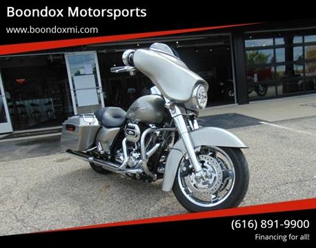 2009 Harley-Davidson Street Glide for sale in Caledonia, MI