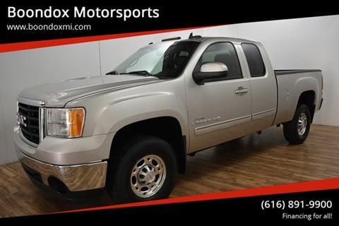 2007 GMC Sierra 2500HD for sale in Caledonia, MI