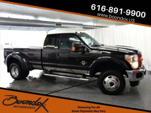 2011 Ford F-350 Super Duty for sale at Boondox Motorsports in Caledonia MI