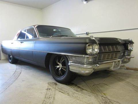 1964 Cadillac DeVille for sale at Boondox Motorsports in Caledonia MI