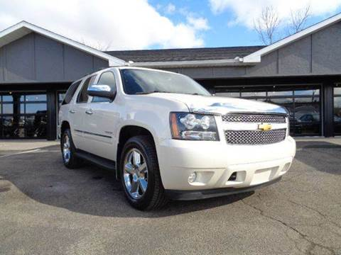 2010 Chevrolet Tahoe for sale at Boondox Motorsports in Caledonia MI