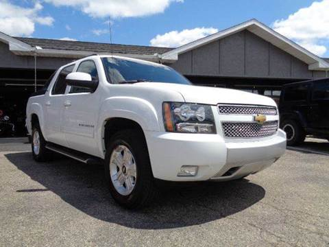 2012 Chevrolet Avalanche for sale at Boondox Motorsports in Caledonia MI
