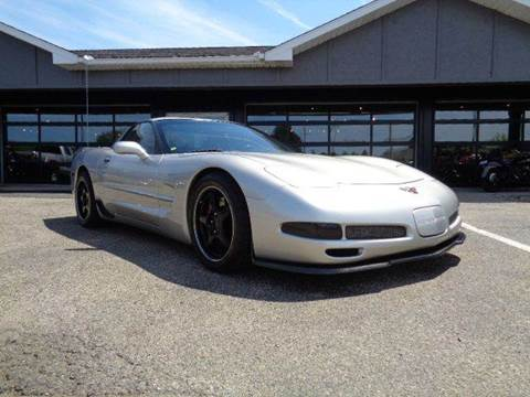 2004 Chevrolet Corvette for sale at Boondox Motorsports in Caledonia MI