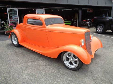 1933 Ford Three window coupe for sale at Boondox Motorsports in Caledonia MI