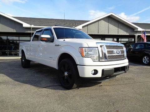 2011 Ford F-150 for sale at Boondox Motorsports in Caledonia MI