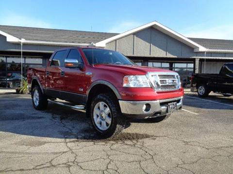 2008 Ford F-150 for sale at Boondox Motorsports in Caledonia MI