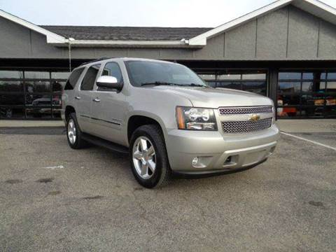 2009 Chevrolet Tahoe for sale at Boondox Motorsports in Caledonia MI