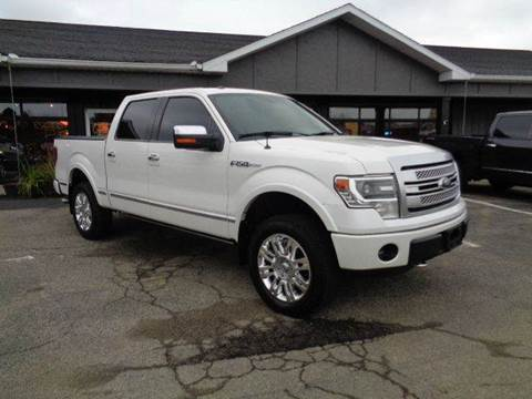2013 Ford F-150 for sale at Boondox Motorsports in Caledonia MI