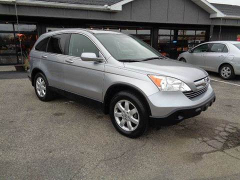 2008 Honda CR-V for sale at Boondox Motorsports in Caledonia MI