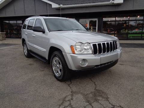2005 Jeep Grand Cherokee for sale at Boondox Motorsports in Caledonia MI