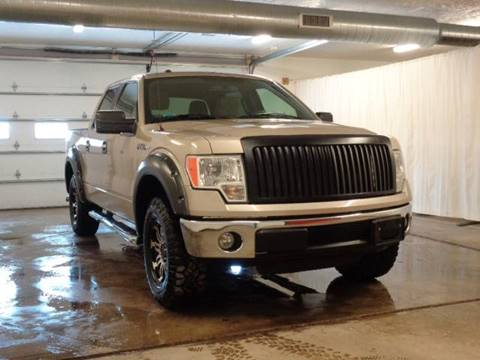 2010 Ford F-150 for sale at Boondox Motorsports in Caledonia MI