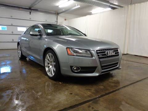 2011 Audi A5 for sale at Boondox Motorsports in Caledonia MI