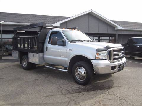 2006 Ford F-350 Super Duty for sale at Boondox Motorsports in Caledonia MI