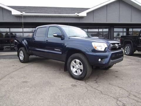 2013 Toyota Tacoma for sale at Boondox Motorsports in Caledonia MI
