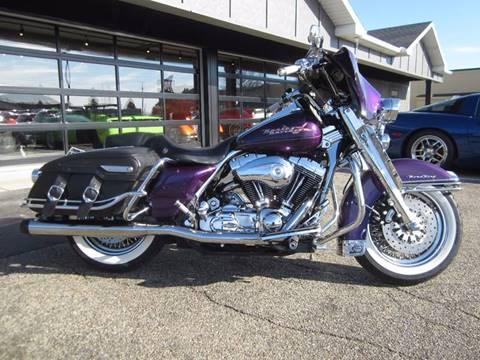 2002 Harley-Davidson Road King for sale at Boondox Motorsports in Caledonia MI