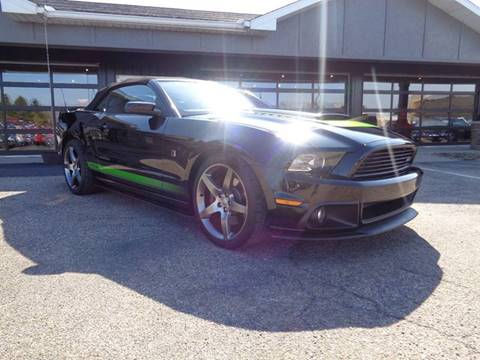 2014 Ford Mustang for sale at Boondox Motorsports in Caledonia MI
