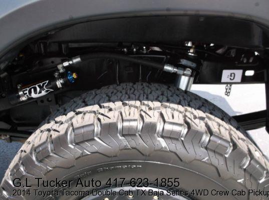 2014 Toyota Tacoma for sale at G L TUCKER AUTO SALES in Joplin MO