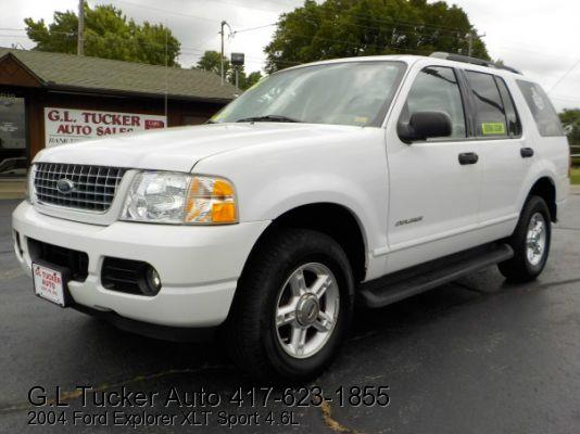 2004 Ford Explorer for sale at G L TUCKER AUTO SALES in Joplin MO