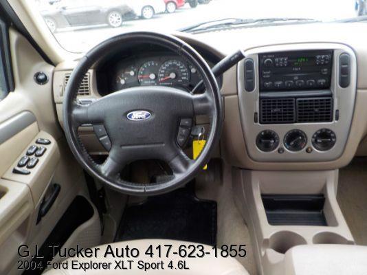 2004 Ford Explorer for sale at G L TUCKER AUTO SALES in Joplin MO