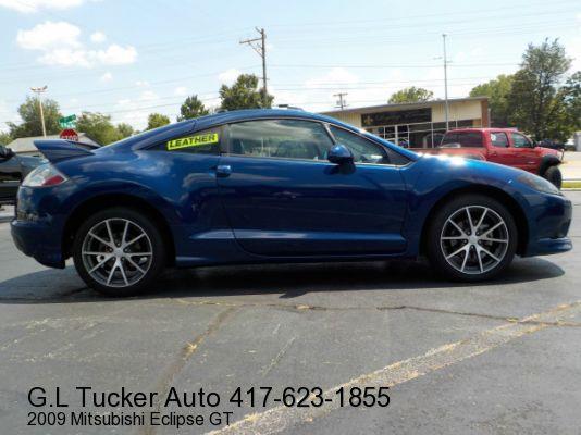 2009 Mitsubishi Eclipse for sale at G L TUCKER AUTO SALES in Joplin MO