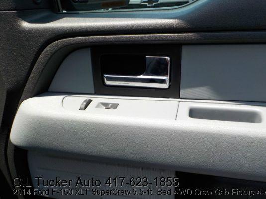 2014 Ford F-150 for sale at G L TUCKER AUTO SALES in Joplin MO