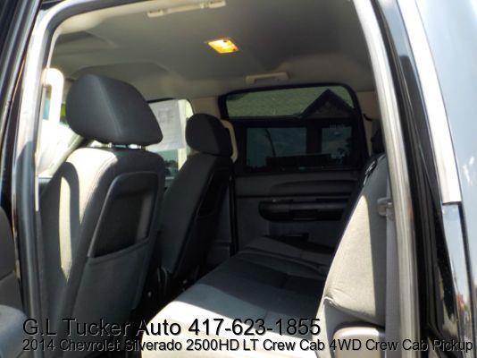 2014 Chevrolet Silverado 2500HD for sale at G L TUCKER AUTO SALES in Joplin MO