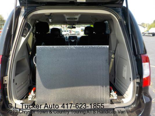 2012 Chrysler Town and Country for sale at G L TUCKER AUTO SALES in Joplin MO