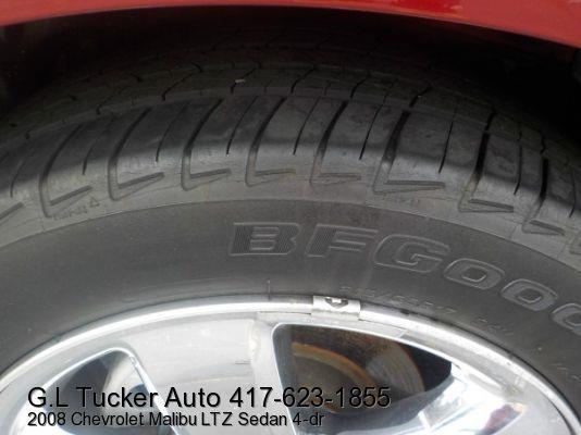 2008 Chevrolet Malibu for sale at G L TUCKER AUTO SALES in Joplin MO