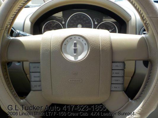 2006 Lincoln Mark LT for sale at G L TUCKER AUTO SALES in Joplin MO