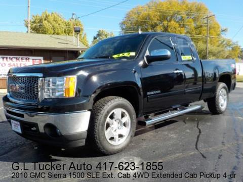 2010 GMC Sierra 1500 for sale in Joplin, MO